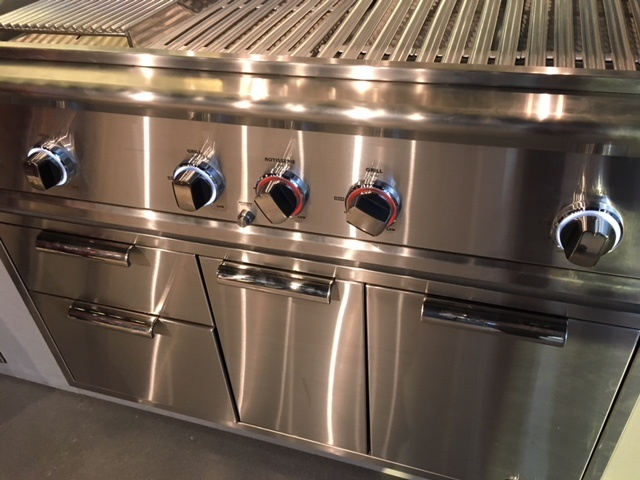 "DCS 48"" Evolution Series Grill"
